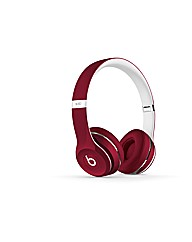 Beats Solo2 On-Ear Luxe Red