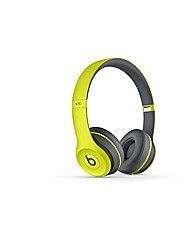 Beats Solo2 Wireless  Yellow