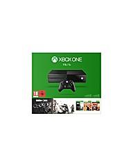 Xbox one Console 1tb + Rainbow 6