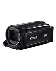 Canon Legria HF R706 Camcorder Black FHD