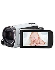 Canon Legria HF R706 Camcorder White FHD