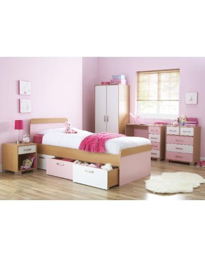 athena bedroom furniture package deal j d williams