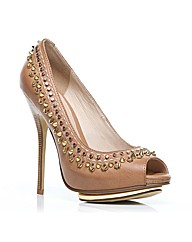 Moda in Pelle Jumanji Ladies Shoes