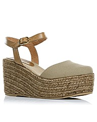 Moda in Pelle Quarrel Ladies Sandals
