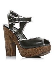 Moda in Pelle Lava Ladies Sandals
