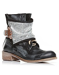 Moda in Pelle Blingbling Ladies Boots