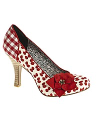 Ruby Shoo Natalie Court Shoe
