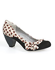 Ruby Shoo Ava Court Shoe