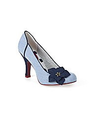 Ruby Shoo Lilian Court Shoe