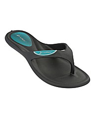 Rider Praia Ladies one Piece Flip Flop