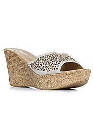 Moda in Pelle Que Ladies Sandals