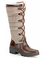 Rockport Lorraine Tall Lace Up Boot