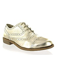 Marta Jonsson leather brogue