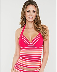 Framboise Underwired Tankini Top