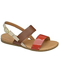 Ravel Lara low wedge sandal