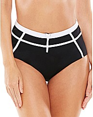 Dive In High-waisted Tummy Control Brief