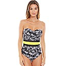 Palm Beach Underwired Bandeau Swimsuit