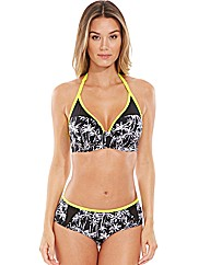Palm Beach Underwired Halter Bikini Top