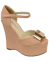 Dolcis Peep-Toe Wedge