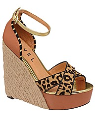 Ravel Lassie high wedge sandal
