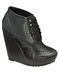 Ravel Kassidy high wedge ankle boot
