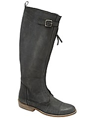 Ravel Kojo front zip riding boot