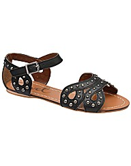 Ravel Lourdes leather sandal