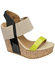 Dolcis Cork Wedge