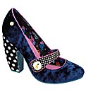Babycham Moon   Court Shoe
