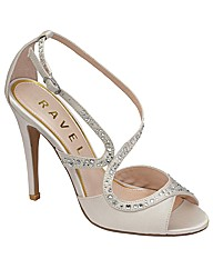 Ravel Latina sequin sandal