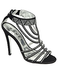 Ravel Ginny strappy diamante sandal