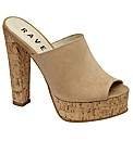 Ravel Jury high heel suede mule