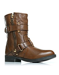 Moda in Pelle Checkers Ladies Boots