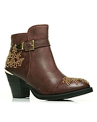 Moda in Pelle Coraline Ladies Boots