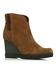 Moda in Pelle Caloo Ladies Boots