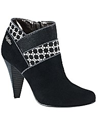 Ruby Shoo Cher Ankle Boot
