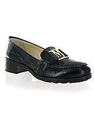 Marta Jonsson leather loafer