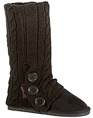 Pineapple Lush Calf Boot
