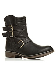 Moda in Pelle Decan Ladies Boots