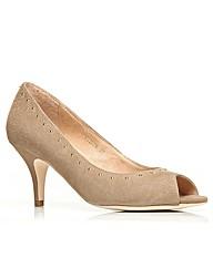 Moda in Pelle Citron Ladies Shoes