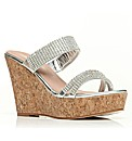 Moda in Pelle Zina Ladies Sandals