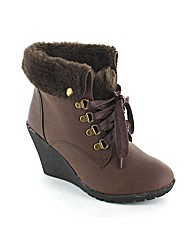 Heart and Sole Angelina Ankle Boot