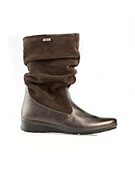 Van Dal Heath Brown E Fit Boot