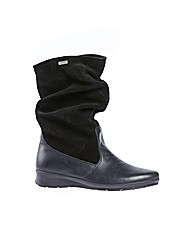 Van Dal Heath Black  E Fit Boot