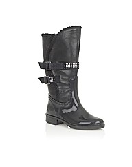 Posh Lorilee Welly Boots