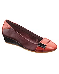 Hush Puppies Candid Pump_Or