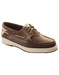 Panama Ladies Boat Shoe