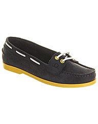 Chatham Rosanna Low Fronted Boat Shoe