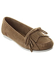 Chatham Fern Fringe Loafer Boat Shoe
