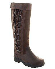 Woodstock Womens Leather Riding Boot